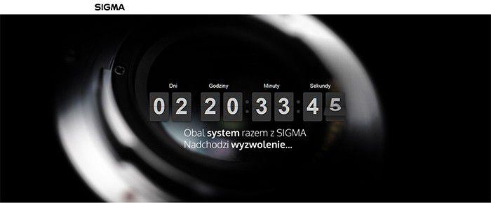 Sigma teasing