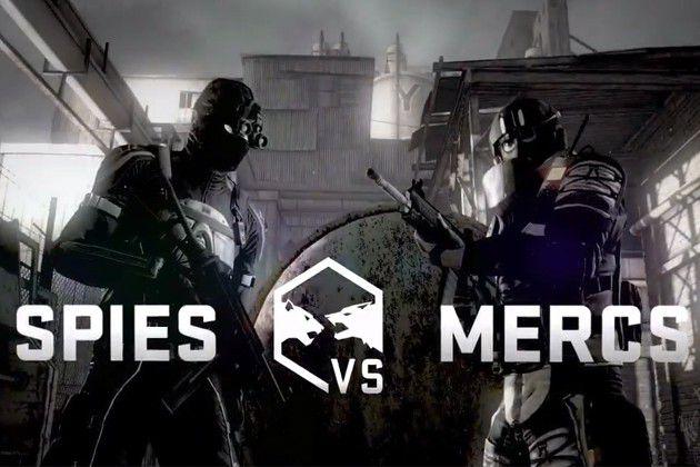 Spies vs Mercs