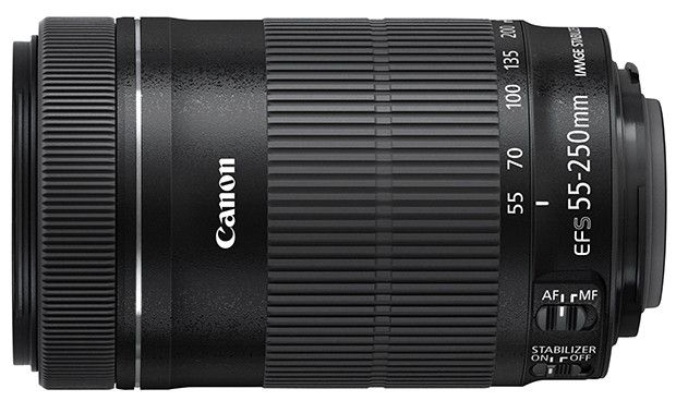 Canon EF-S 55-250 mm f/4,5-5,6 IS STM