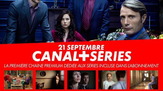 Canal plus series