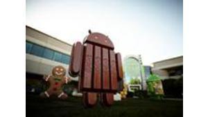 Google et Nestlé partenaires : le nouvel Android s'appellera KitKat
