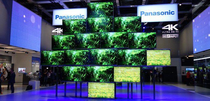 Panasonic WT600 mur