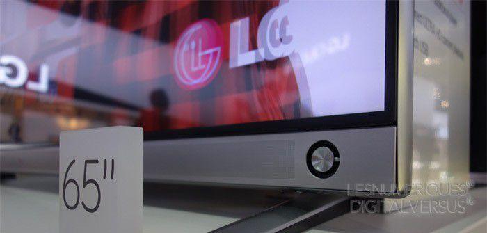 LG UHD famille LA965 hp