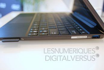 Asus Transformer Pad T701T ds