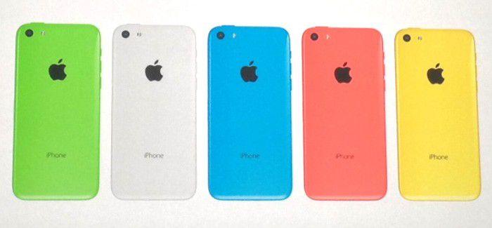 5c couleurs