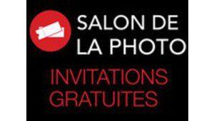 Prenez votre invitation gratuite pour le Salon de la photo 2013