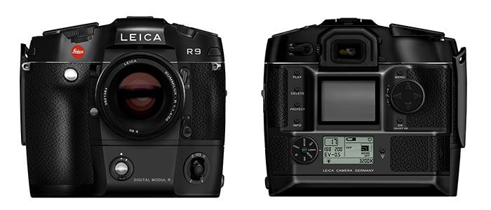 LeicaR9 DMR