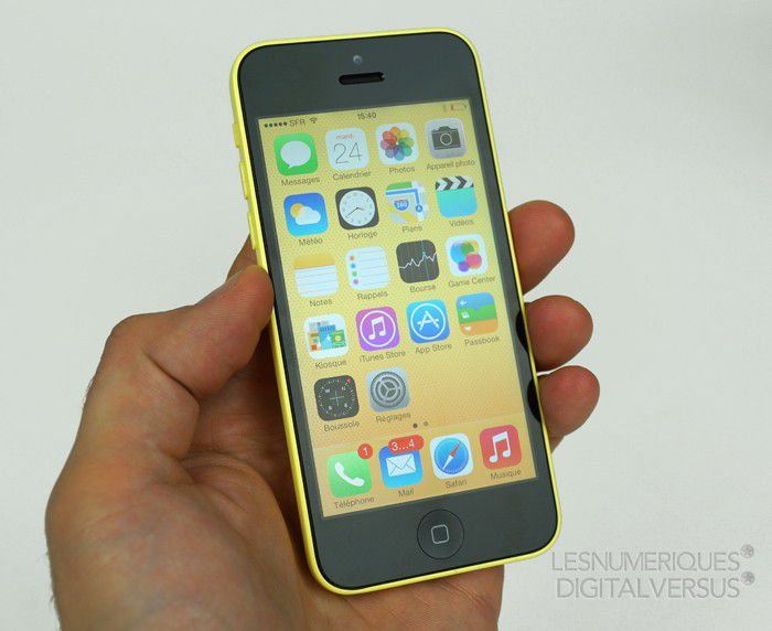 Apple iphone 5c accueil(1)