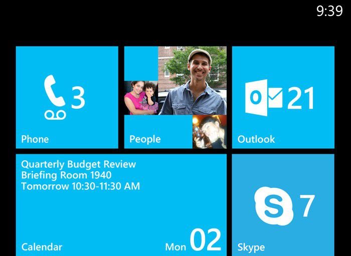 windows phone 8 mise à jour