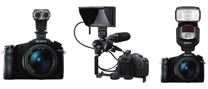 SOny RX10 accessories