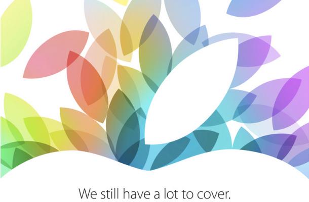 Apple conf ipad5
