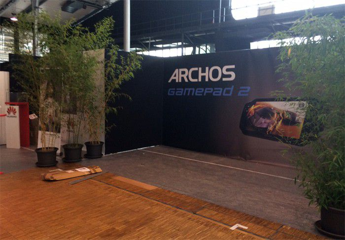 Archos factory