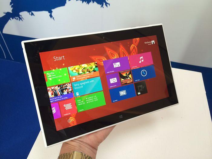 Lumia 2520 nokia world opt