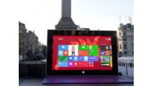 Une Surface 2 de 383 pouces à Londres