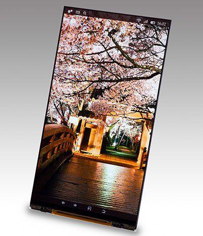 Japan Display annonce des écrans pour smartphones de 1440 x 2560 pixels