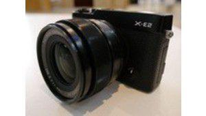Factory 2013 : Fujifilm X-E2 et XQ1
