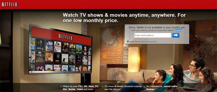 Netflix uhd vod