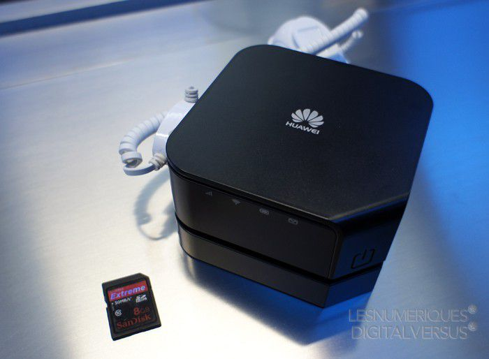Huawei routeurs mobiles