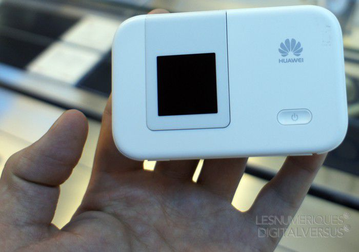 Huawei routeurs mobiles