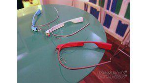 Prise en main des Google Glass