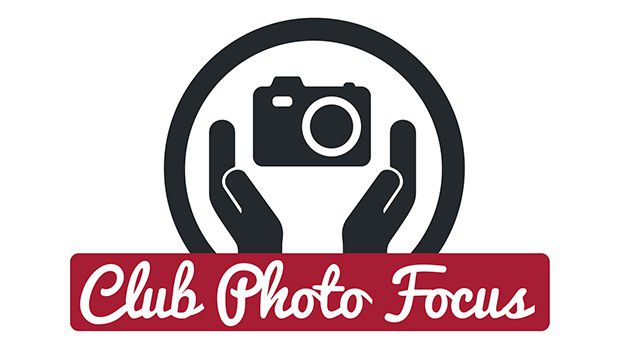 Logo club photo focus