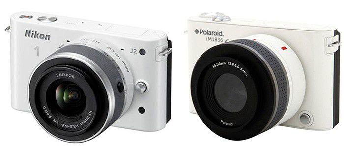 Nikon vs Polaroid