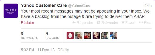 Yahoo retard