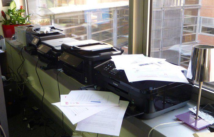 4 imprimantes