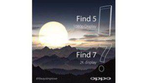 Le smartphone Oppo Find 7 aura un écran 2K