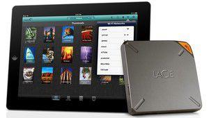 CES : LaCie présente le disque dur externe Fuel