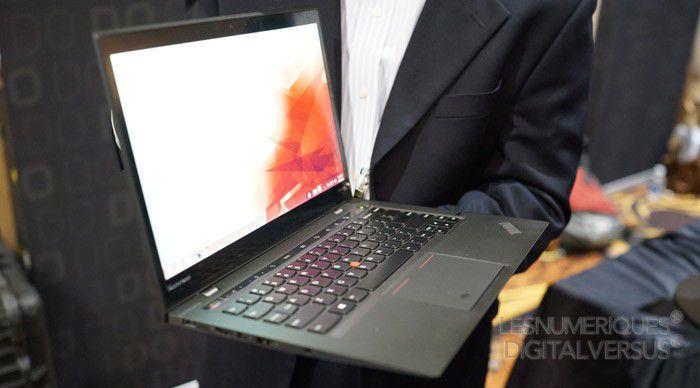 Lenovo ThinkPad X1 carbon 1