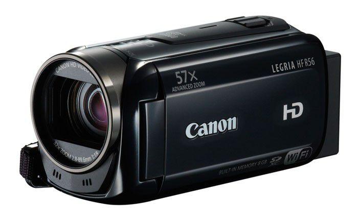 Canon HF R 56