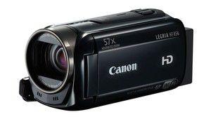 CES : nouveaux caméscopes Canon Legria HF R56 et R506