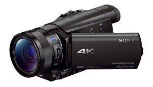 CES : les nouveaux caméscopes Sony filment du 4K à la HD