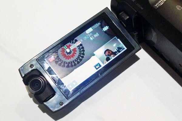 W850 Twin Camera