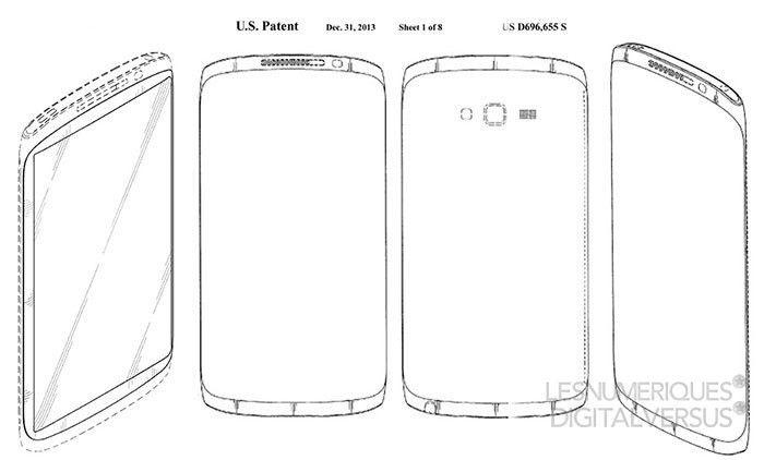 Brevets déposés par Samsung