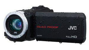 CES : les caméscopes waterproof de JVC