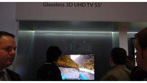 CES : le retour de la 3D sans lunettes