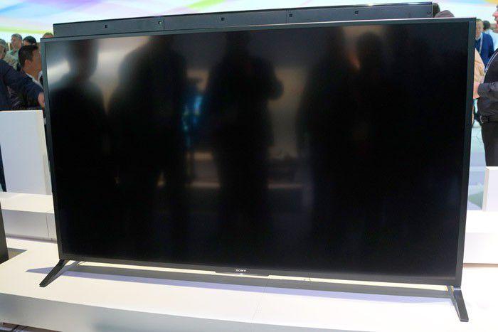 Sony X8005 UHD CES