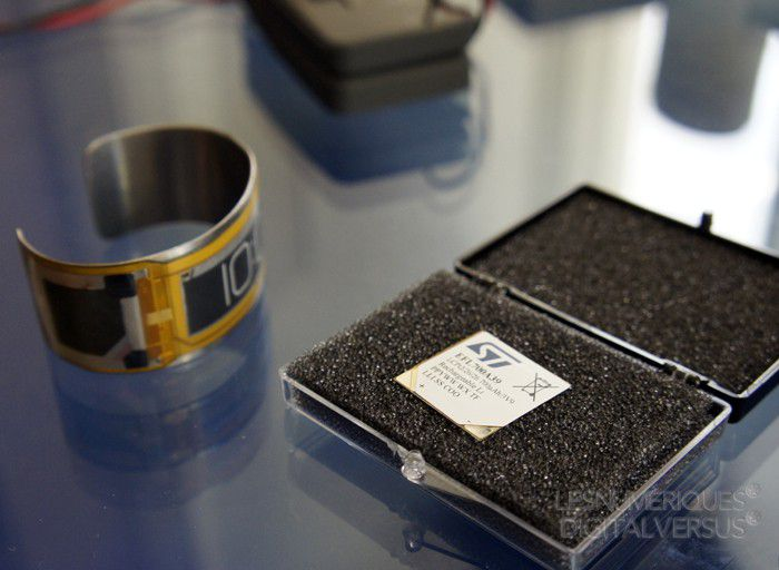 ST Microelectronics Batterie