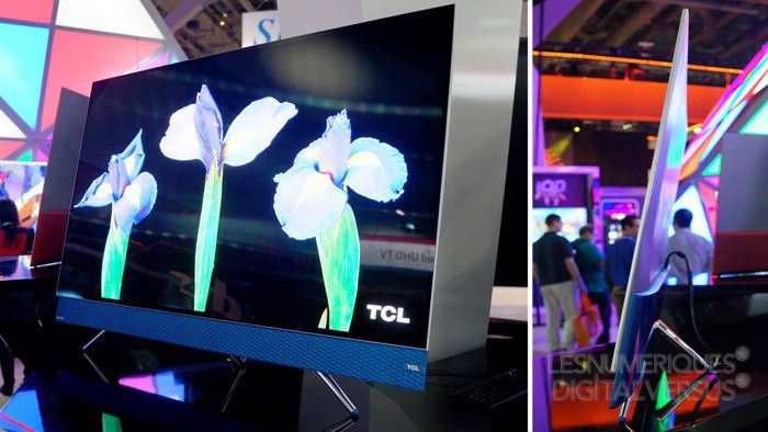 TCL Amoled CES