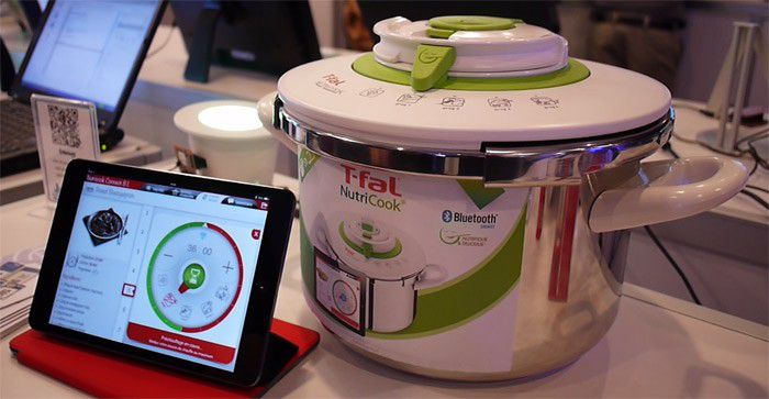 Seb nutricook bluetooth ipad