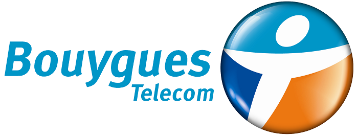 Bouygues tel logo