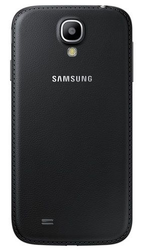 Samsung Galaxy S4 et Galaxy S4 Mini Black Edition