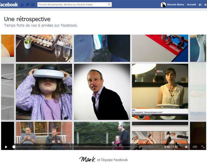 Facebook back