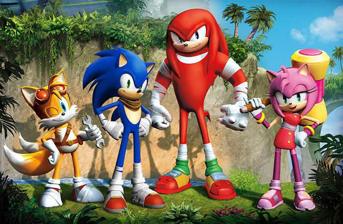 Sonic Boom Team 700px