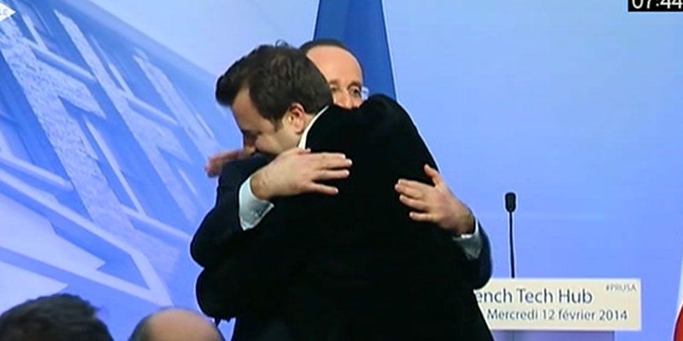 Hug françois carlos diaz