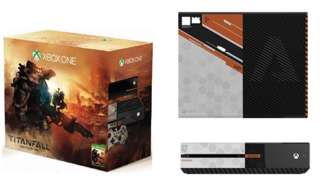 Xbox One Titanfall Edition Console