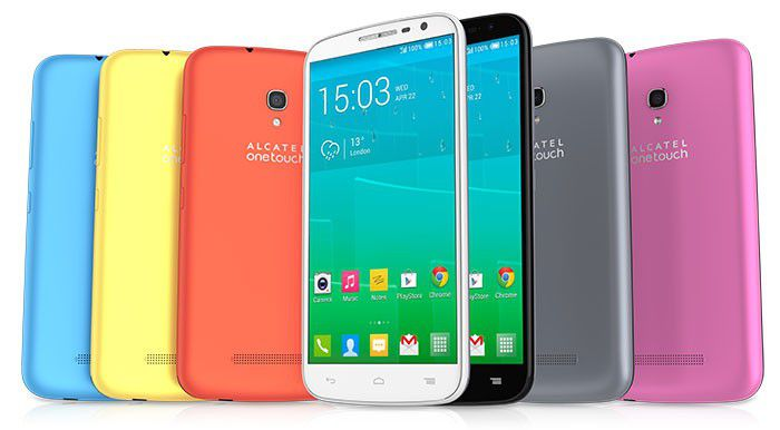 Alcatel OneTouch POP S9