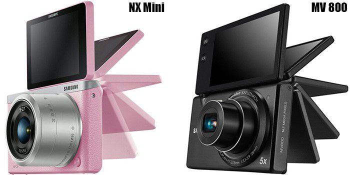 NXmini vs MV800